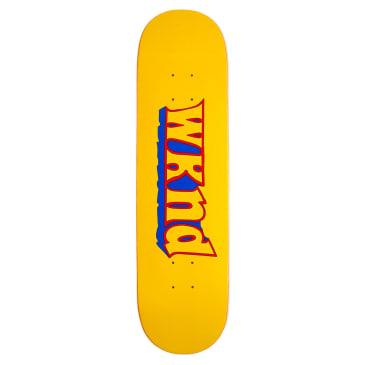 "WKND Good Times Skateboard Deck - 8.5"""