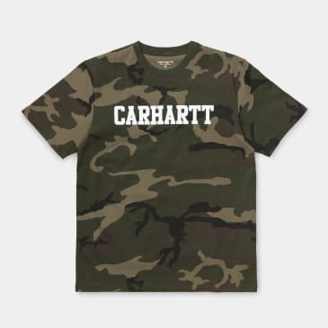 Carhartt WIP College T-Shirt - Laurel Camo