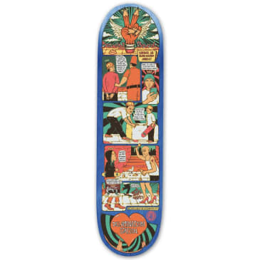 "The Drawing Boards - Empower All Skate Related Angels Deck 7.75"" Wide"