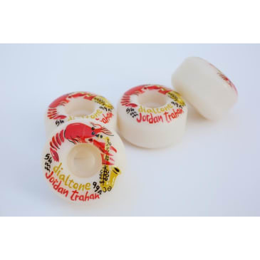 Dial Tone Trahan Zydeco Wheels 54mm
