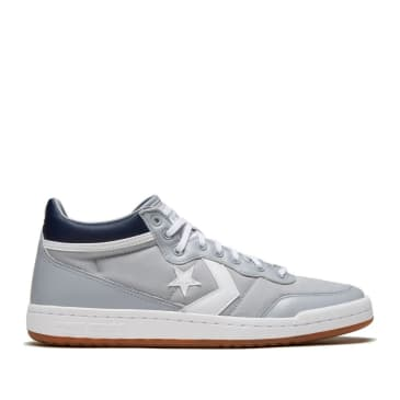 Converse CONS Fastbreak Pro Mid Shoes - Wolf Grey / Obsidian / White