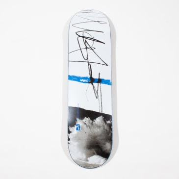 """Poetic Collective Sketch / Cloudy Deck - 8.5"""""""