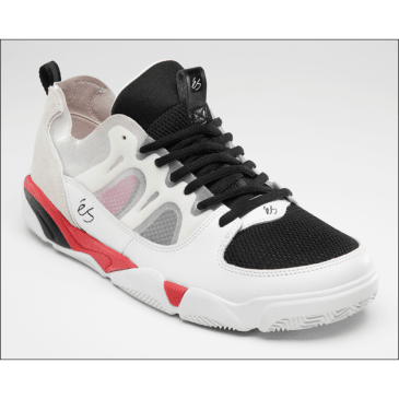Es - Silo (White/Black/Red)