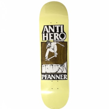 "Anti Hero Pfanner Lance 8.5"" Deck"