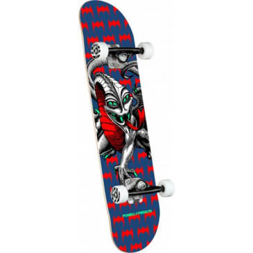 """Powell - Caballero Dragon One Off Navy Complete 7.5"""""""