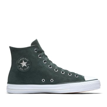 Converse CONS CTAS Pro Hi Shoes - Vintage Green / White