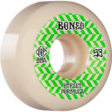 Bones Wheels STF Patterns 52mm V5 99a