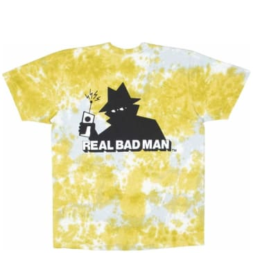 Real Bad Man Logo Vol. 5 T-Shirt - Yellow