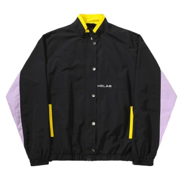 Helas Nautique Tracksuit Jacket - Black