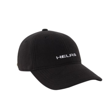 Hélas Falco Cap - Black