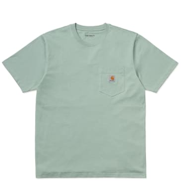 Carhartt WIP Pocket T-Shirt - Frosted Green