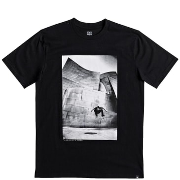 DC Tiago Switch Flip T-Shirt - Black