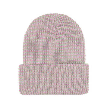 "ONLY NY-""BASIC LOOSE GAUGE KNIT BEANIE""(MELON)"
