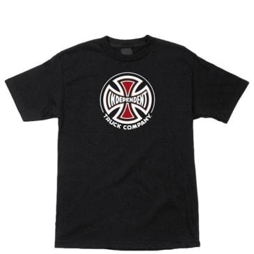 Independent Trucks Truck Co T-Shirt - Black