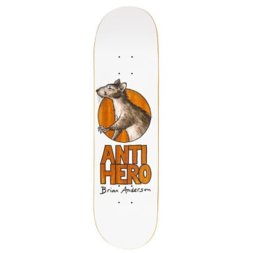 "Anti Hero ""Ba Scavengers"" Skateboard Deck 8.4"""
