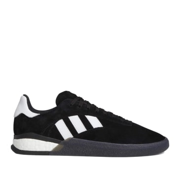 adidas Skateboarding 3ST.004 Shoes - Core Black / Cloud White / Core Black