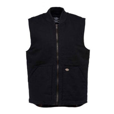 Dickies Lawrenceburg Vest - Black