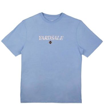 Yardsale Diamond T-Shirt - Baby Blue