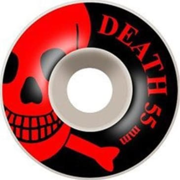 Death wheels 55mm (red)