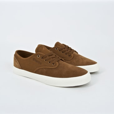 Emerica - Victor Aceves Wino Standard Shoes - Tan / White