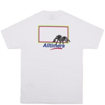 Alltimers Tingly T-Shirt - White