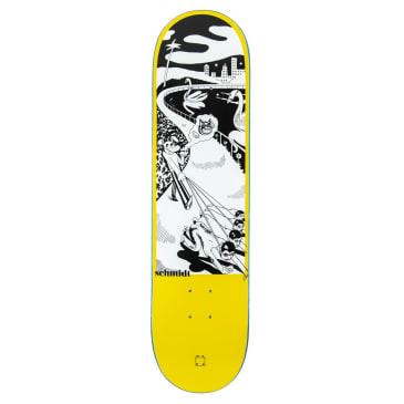 "WKND ""Dog, Walking"" Alex Schmidt Skateboard Deck - 8.25"" VA"