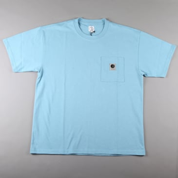 Polar 'Pocket' T-Shirt (Blue)