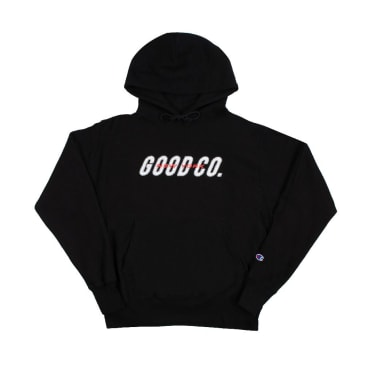 The Good Company - Movement Hoodie - Black