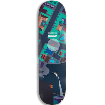 """Numbers Mariano Edition 6 Series 1 Skateboard Deck - 8.4"""""""