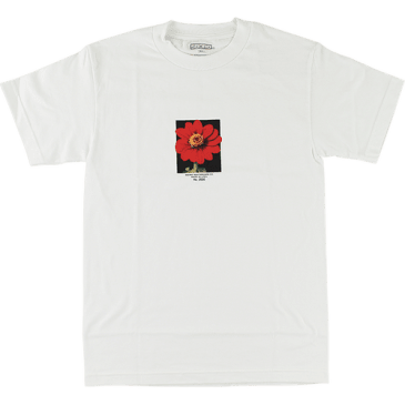 5Boro - Flower Seed SS White/Red S
