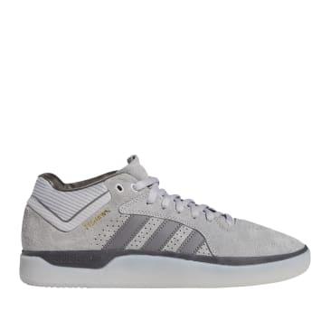 adidas Skateboarding Tyshawn Jones Shoes - Light Granite / Granite / Gold Metallic
