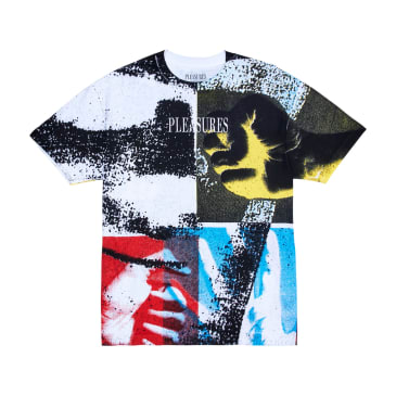 Pleasures Fisted Embroidered T-Shirt (Multi)