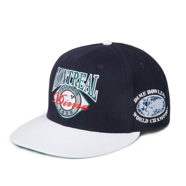 Dime Montreal Champion Hat - Navy