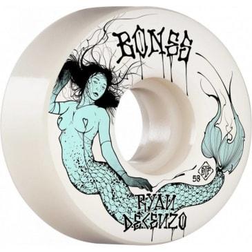 Bones Decenzo Mermaid 52mm V2 Locks STF 103A