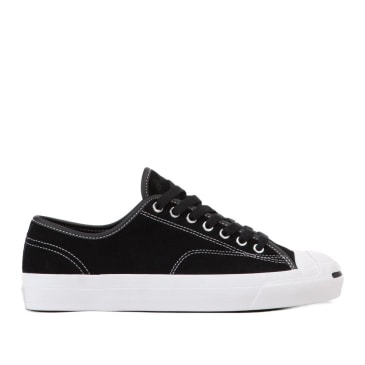 Converse CONS Jack Purcell Pro Ox Shoes - Black / White