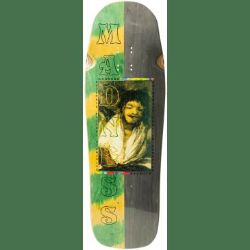 "Madness Skateboards - 10.0"" Portrait Deck (Green / Black)"