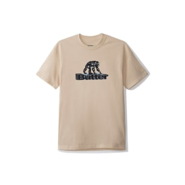 Butter Goods - Primate Tee - Sand