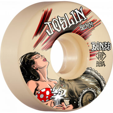 Bones Wheels - Joslin Goat V3 99A STF 52MM/54MM