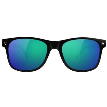 Glassy - Glassy Leonard Sunglasses | Black & Green