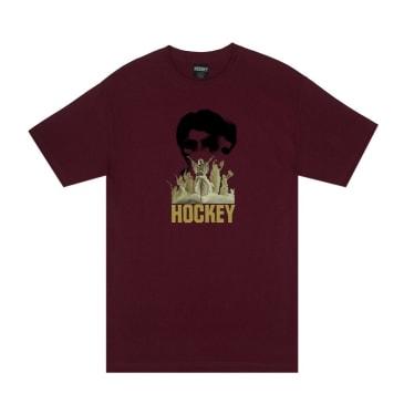 Hockey Serenade T-Shirt - Maroon