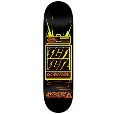 "Anti Hero ""Grant Taylor High-Voltage"" pro Skateboard Deck 9"""