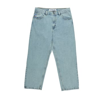 Polar 93 Denim Pants - Light Blue