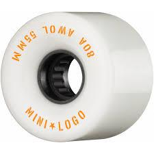 Mini Logo A.W.O.L. Wheels 80a 55mm