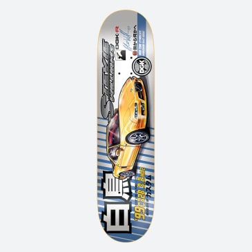 DGK - DGK Tuner Williams Deck 7.9