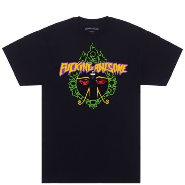 Fucking Awesome Eyes T-Shirt - Black