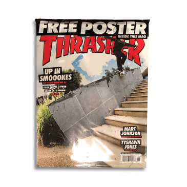 Thrasher Magazine May 2020