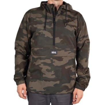 Traffic - Manhattan Anorak Jacket - Camo