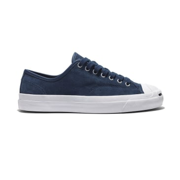 Converse Cons x Polar Jack Purcell Pro OX Skateboarding Shoe - Navy/Navy/White