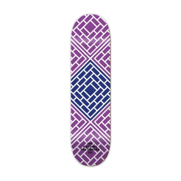 The National Skateboard Co. - The National Skateboard Co. - Classic Purple - Medium Concave - 8.375
