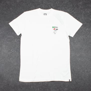 DC We Hot Since 94' T Shirt - White